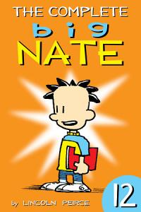 The Complete Big Nate   12 Book
