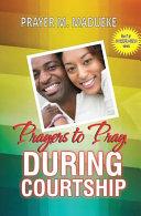 Prayers to Pray During Courtship PDF