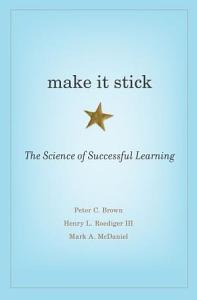 Make It Stick Book