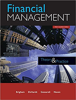 Financial Management  Theory and Practice