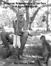 Bhagavan: Remembrances of Our Days with Ramana Maharshi