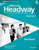 American Headway 5: Workbook / IChecker Pack