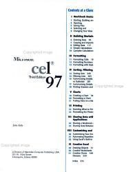 Using Microsoft Excel 97 Book PDF