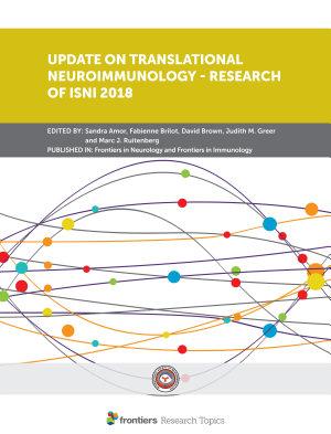 Update on Translational Neuroimmunology   Research of ISNI 2018 PDF