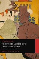 Jenseits des Lustprinzips und Andere Werke  Graphyco Deutsche Klassiker  PDF
