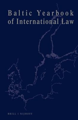 Baltic yearbook of international law PDF