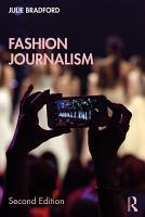 Fashion Journalism PDF