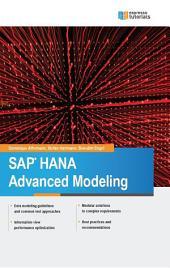 SAP HANA Advanced Modeling