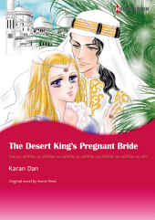 THE DESERT KING'S PREGNANT BRIDE: Harlequin Comics