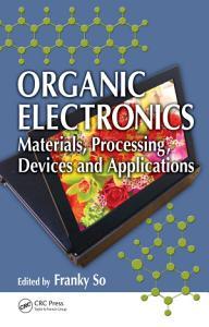 Organic Electronics PDF