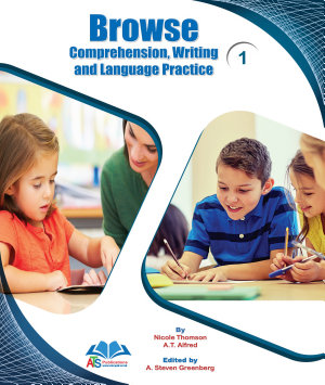 Browse Comprehension  Writing and Language Practice Grade 1 PDF