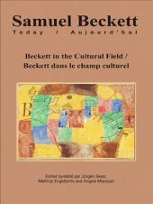 Beckett in the Cultural Field / Beckett dans le champ culturel