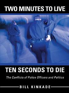 Two Minutes To Live   Ten Seconds To Die Book