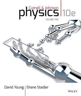 Cutnell   Johnson Physics Book