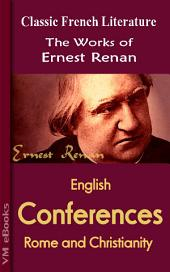 English Conferences: Works of Renan