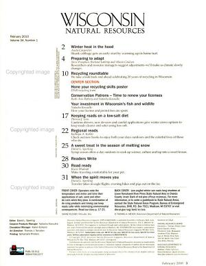 Wisconsin Natural Resources PDF