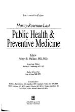 Maxcy Rosenau Last Public Health   Preventive Medicine PDF