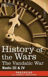 History of the Wars: Books 3-4 (Vandalic War)