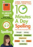 10 Minutes a Day Spelling, Ages 5-7