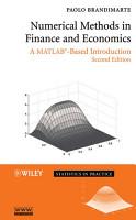 Numerical Methods in Finance and Economics PDF