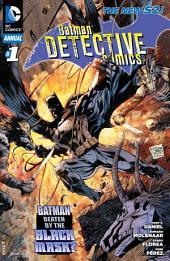 Detective Comics Annual (2012-) #1