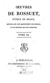 Oeuvres: revues sur les manuscrits originaux et les éditions les plus correctes, Volume9