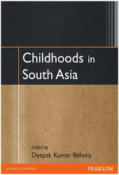 Childhoods in South Asia: