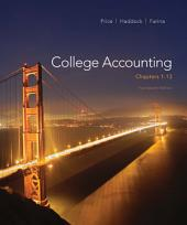 College Accounting, (Chs. 1-13)
