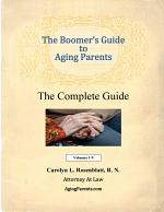 The Boomer's Guide to Aging Parents