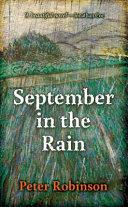 September in the Rain PDF