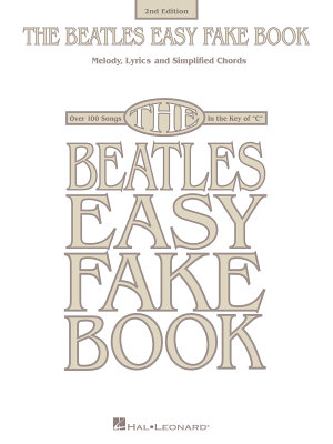 The Beatles Easy Fake Book