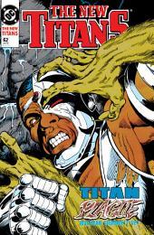 The New Titans (1988-1996) #62