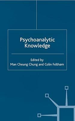 Psychoanalytic Knowledge PDF