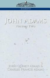 John Adams: Volume 2