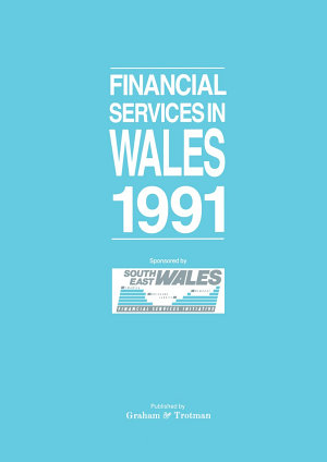 Financial Services in Wales 1991