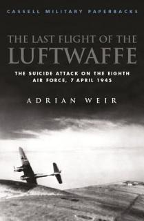Last Flight of the Luftwaffe Book