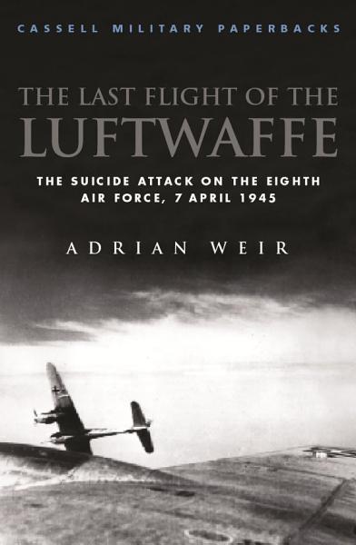 Last Flight of the Luftwaffe