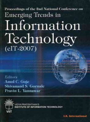 Proceedings Of The 2Nd National Conference On Emerging Trends In Information Technology  Eit 2007  PDF