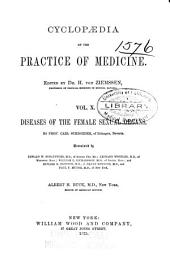 Cyclopædia of the Practice of Medicine: Volume 10