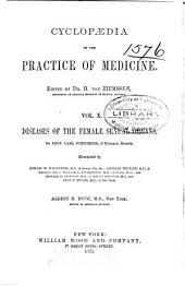Cyclopædia of the Practice of Medicine: Volume 10