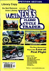 WALNECK'S CLASSIC CYCLE TRADER, DECEMBER 1999