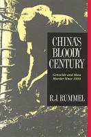 China s Bloody Century PDF