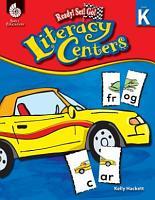 Literacy Centers Level K PDF