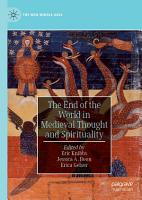 The End of the World in Medieval Thought and Spirituality PDF