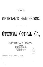The Optician's Hand-book