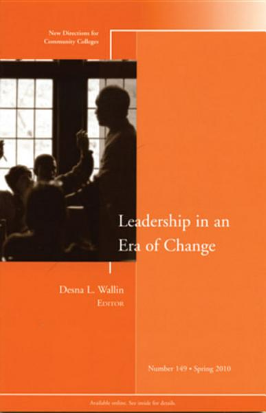 Leadership in an Era of Change