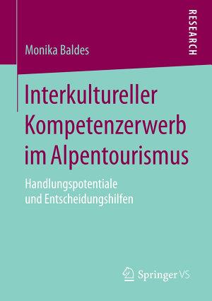 Interkultureller Kompetenzerwerb im Alpentourismus PDF