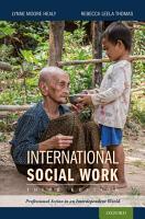 International Social Work PDF