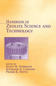 Handbook of Zeolite Science and Technology PDF