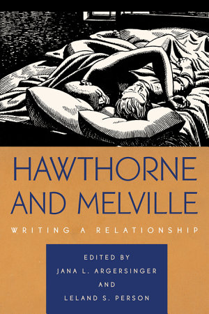 Hawthorne and Melville PDF